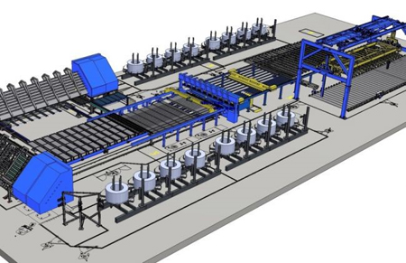 AWT Machinery To Represent Progress Maschinen Automation For Wire Mesh and Rebar Equipment