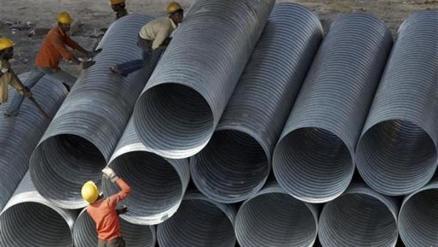 Mesco Steel to Start 1.2 mn Tonne Finished Steel Unit by 2015