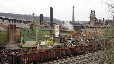 Old Wheeling-Pitt Steel Plant Bought Again by Esmark