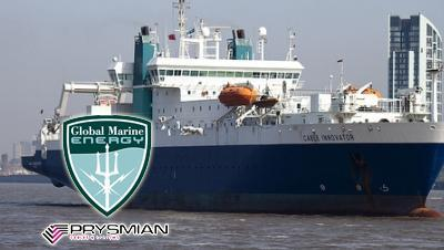 Prysmian Completes The Acquisition of Global Marine Energy