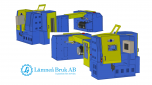 Lamnea Bruk Launches it's New 5 kg Fully Automatic Precision Layer Winder Machine