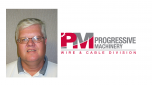 Erik A. Macs has been named Vice President of Sales and Marketing for Progressive Machinery Inc.