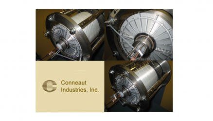 AccuGlas is a New Packaging Configuration for Conneaut's Polyglass Magnet Wire insulating Yarns