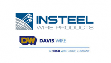 Insteel and Davis Wire file AD Petition Against PC Steel Rail Tie Wire Imports