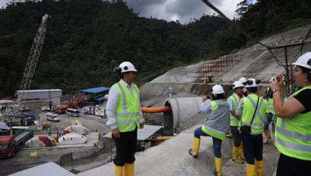 Nexans to Supply Vital Extra High-Voltage Power Link for Ecuador's Coca Codo Sinclair Hydroelectric