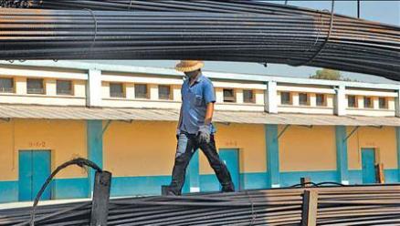 Steelmakers Raise Prices on China's Economic Growth Optimism