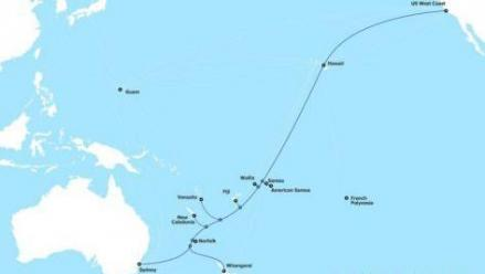 TE SubCom to supply fibre optic cable system to Hawaiki