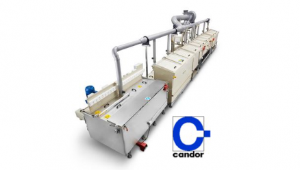 Candor Presents it's High speed Copper Coating Plant