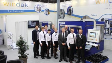 Windak Group at Wire Düsseldorf 2014- New Look, New customers, New era!