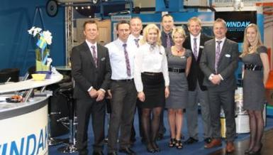 A Very Successful show for Windak- Wire 2012!