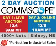 Live Auction - CommScope