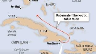 US Seeks Fiber-optic Cable For Guantanamo Bay