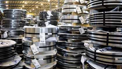 Worthington Steel Vonore plant