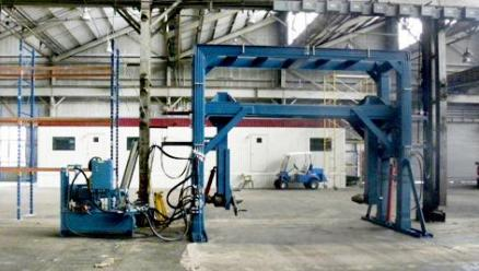 30-ton Reeling Machine for Custom Wire Rope