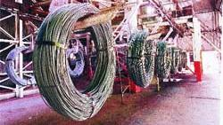 Bhillai Steel Plant Rolls Out Thinner Wire Rods