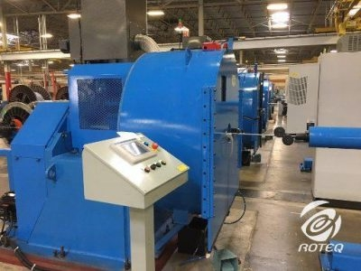 Roteq Machinery Inc. to exhibit at Interwire 2019, Booth 1631