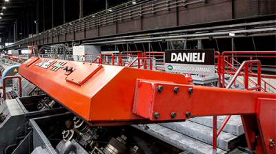 Danieli to supply two new H3 wire rod mills in Russia
