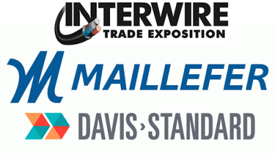 Maillefer and Davis-Standard at Booth 823 at Interwire 2019