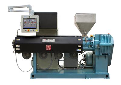 Davis-Standard's Global Equipment Platform with Bernal Industrial and Grupo Janfrex at Plastimagen