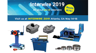 Sjogren Industries to showcase new catalog, products, and innovations at Interwire 19