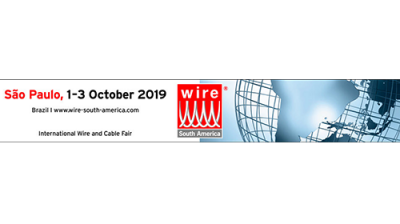 wire South America and TUBOTECH 2019 again concurrent in Sao Paulo