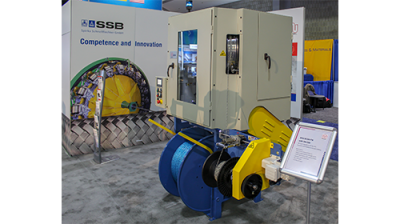 Wardwell Has a Successful Show at Interwire