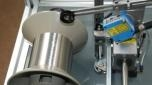 Non-Contact Flange Detection with Laser Sensors