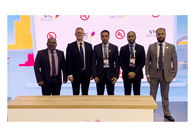 UL and Saudi Telecom Company (STC) have announced a memorandum of understanding (MoU) to establish a testing facility in Saudi Arabia.
