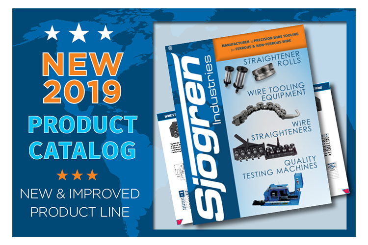 Sjogren Industries Releases 2019 Catalog