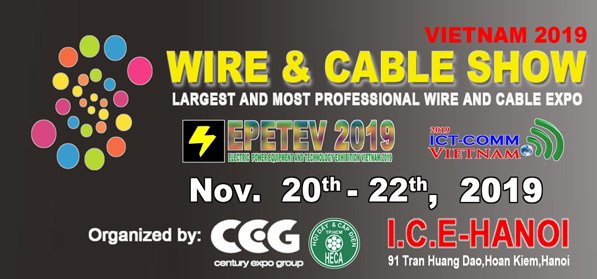 Wire & Cable Vietnam 2019
