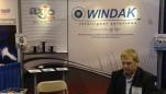 At IWCS Conference 2012 Windak Inc Presented its NEW Spool Winder 6 - 14 and Automatic Reeler AR24