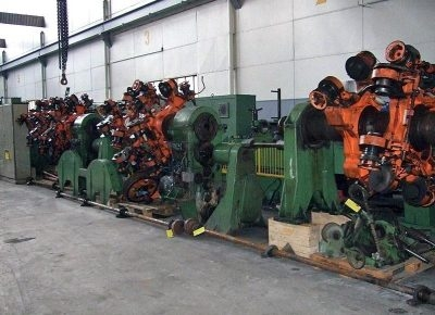 Online Auction: Machines For Wire and Cable Production