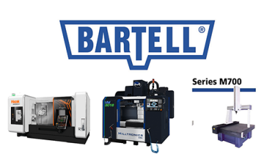 Bartell Adds New Smart Machine Working Centers