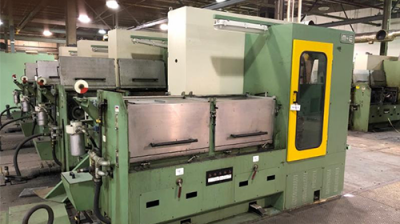 "Online Auction ""Wire Drawing Machinery"" Formerly the Assets of Tokusen USA"