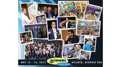 "WAI's Interwire 2019 ""Next Gen"" inspires visitors with new program content"
