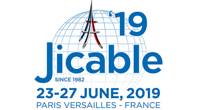 Jicable'19 – 10th International Conference on Insulated Cables